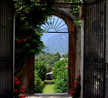 Italian Lakes and Gardens by sstarlightss