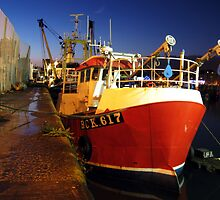 Trawlers by phil hemsley