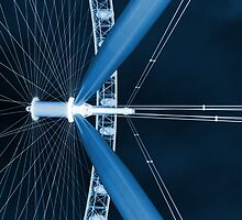The London Eye by Jon Tait