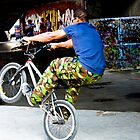 BMX Freestyler by Shontay