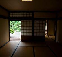 Kikugetsu-tei Tea House by Skye Hohmann