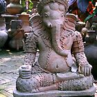 Ganesha, Chiang Mai, Thailand by JonathaninBali