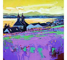 Bowmore Distillery Study Photographic Print