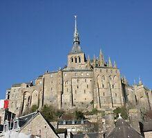 Mt St Michel by joybliss