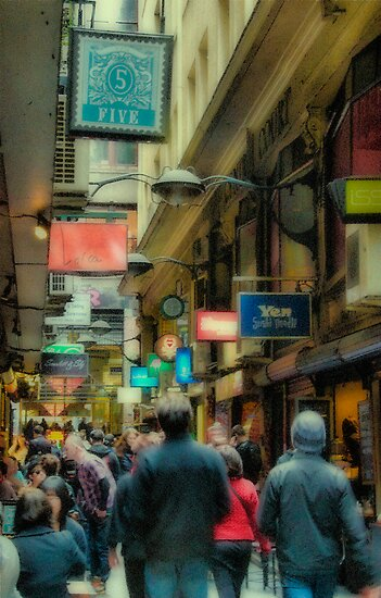 Rush Hour by amko