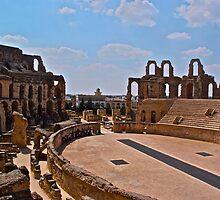 El-Djem - Tunisia. by dhphotography