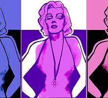 Marilyn by Gavin Dobson