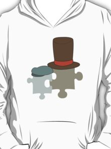 This reminds me of a puzzle T-Shirt