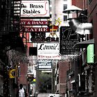 Printers Alley.... by Karen  Helgesen