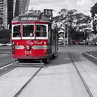 Melbourne City Circle  by dozzam