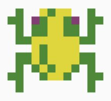Classic 80's arcade games: Frogger by David Anderson