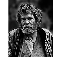 Brother, can you spare a dime? Photographic Print