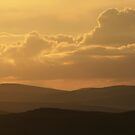 Cheviots Sunset by Stormswept