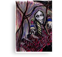 Anfibulai (mood player) Canvas Print