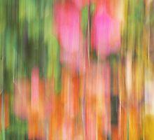 watercolor garden  by Aimelle