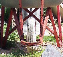 Old wheel barrow by AlecMalcolm