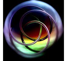 Celtic Eye Photographic Print