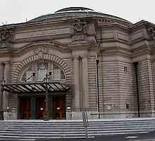 THE USHER HALL by FLYINGSCOTSMAN