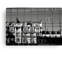 _ reflection _ Canvas Print