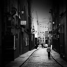 Backstreets of Dublin by Andrew Simner