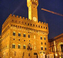 Palazzo Vecchio by Eyal Geiger