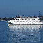 Queenscliffe to Sorrtento Passenger Ferry..Victoria by glennmp