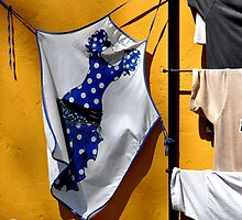SEVILLA! Sexy apron as a souvenir... ;-) by Daniela Cifarelli