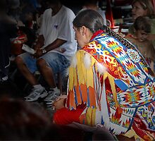 Colorful (Pow Wow Series) by Dyle Warren