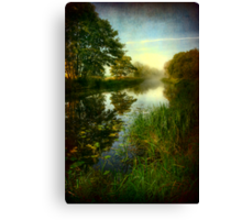 Tranquility (2) Canvas Print