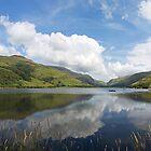 Snowdonia Reflections by Sarah Jones