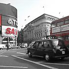 Piccadilly Circus by theresa knox