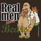 Real Men Love Bears - Vacation by Dubon