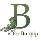 B is for Bunyip by Damien Mason