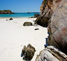 Silica Beach, Kimberley Coast by Tim Wootton