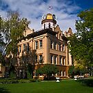 FERGUS COUNTY COURTHOUSE by Bryan D. Spellman