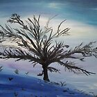 The tree by Monika Howarth by Monika Howarth
