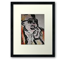 stevie two Framed Print