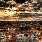 urbanity / summersunsetting by FritzSchumann