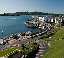 Plymouth Hoe by kingfisher
