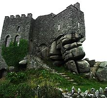 Carn Brea Castle by Mark Wilson