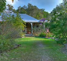 Australiana Cottage, Hervey Bay, Queensland, Australia by Adrian Paul