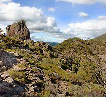 Warrumbungle National Park in NSW, Australia by Wendy  Meder