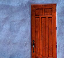 Abiquiu Door  by TheBlindHog
