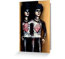 Gemini Boys Have Heart Greeting Card