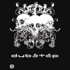 Updated Design!!!! 0909 Dubstep Skulls by VII23