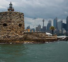 Fort Denison by fotoWerner