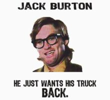JACK BURTON by greatbritton99