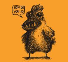 Chicken by MrLone
