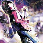 """Carlos Santana """"barchaProcess"""" by barcha"""
