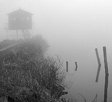Mist Along the Watchtower by De-aRt